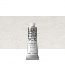 Winsor & Newton : Winton : Oil Paint : 37ml : Soft Mixing White