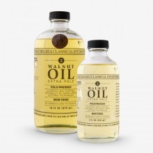 Chelsea Classical Studio : Clarified Pale Cold Pressed Walnut Oil