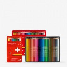 Caran d'Ache : Swisscolor : Watersoluble Pencil Sets