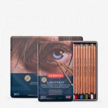 Derwent : Lightfast Color Pencil Sets