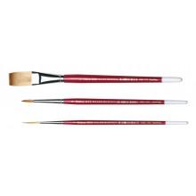 Daler Rowney : Dalon Synthetic Watercolor Brushes : D77 / D88 / D99