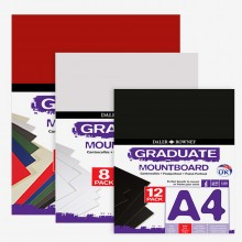 Daler Rowney : Graduate Mountboards Pack