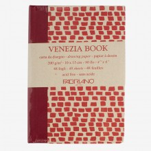 by Fabriano 6x9in 15x23cm Fabriano Venezia Drawing Book