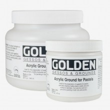 Golden : Acrylic Ground for Pastel