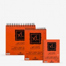 Canson : XL : Croquis : Spiral Pad : 90gsm