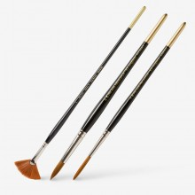 Pro Arte : Prolene Synthetic Watercolor Brushes