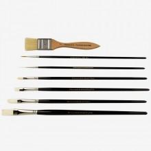 Michael Richardson : Plein Air Brush Sets