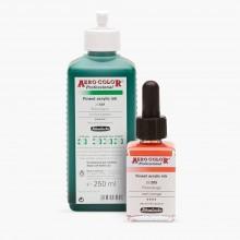 Schmincke : Aero Color Fluid Acrylic Ink