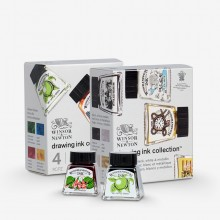 Winsor & Newton : Drawing Ink : Sets