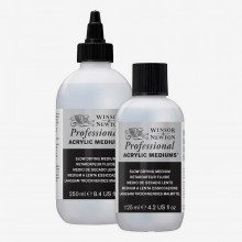 Winsor & Newton : Professional Acrylic : Slow Drying Medium