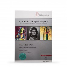 Hahnemuhle : German Etching : Digital Inkjet Paper : 310gsm : 25 Sheets : A3