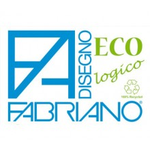 Fabriano : Eco Pad : 120gsm : 40 Sheets : A3