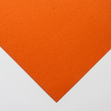 Hahnemuhle : LanaColors : Pastel Paper : 50x65cm : Single Sheet : Orange