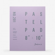 Jackson's : Pastel Paper : Pad : 165gsm : 20 Sheets : Assorted Colours : 8x10in