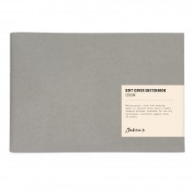 Jackson's : Softcover Sketchbook : 120gsm : 16 Sheets : A5 : Landscape