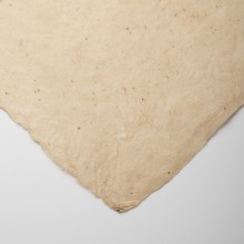 Khadi : Lokta : Nepalese Washi Paper : 54x80cm : 30gsm : Dark Natural : Smooth