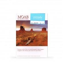Legion : MOAB : Entrada Rag 300 : Digital Paper : 13x19in : 25 Sheets : Textured : Single Sided