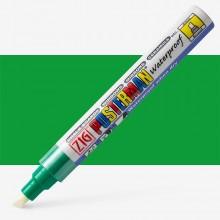 Kuretake : Zig : Posterman Chalk Board Marker : Broad (6mm Nib) : Green