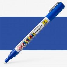 Kuretake : Zig : Posterman Chalk Board Marker : Fine (1mm Nib) : Blue