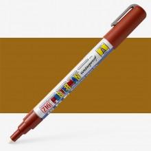 Kuretake : Zig : Posterman Chalk Board Marker : Fine (1mm Nib) : Brown