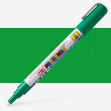 Kuretake : Zig : Posterman Chalk Board Marker : Fine (1mm Nib) : Green