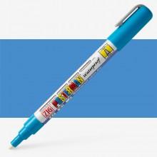 Kuretake : Zig : Posterman Chalk Board Marker : Fine (1mm Nib) : Light Blue