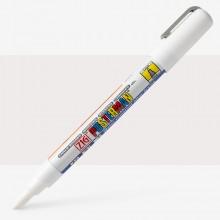 Kuretake : Zig : Posterman Chalk Board Marker : Fine (1mm Nib) : White