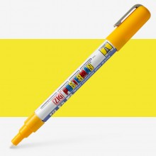 Kuretake : Zig : Posterman Chalk Board Marker : Fine (1mm Nib) : Yellow