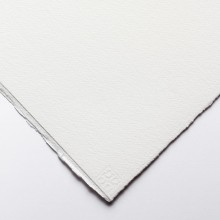 Saunders Waterford : 1/2 Sheet : 640gsm (300lb) : 10 Sheets : High White : Not