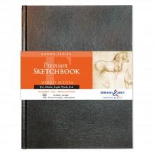 Stillman & Birn : Gamma Sketchbook : 8.25 x 11.75in (A4) Hardbound 150gsm : Ivory Vellum