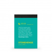 Stonehenge : Colors Pad : 9.5x6.3cm : Sample : 1 Per Order