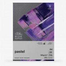 Winsor & Newton : Pastel Pad : Grey Colours : 160gsm : 24 Sheets : A4