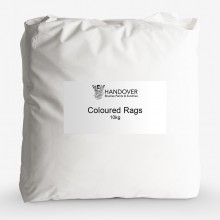 Handover : Colored Rags 10 kg Pack