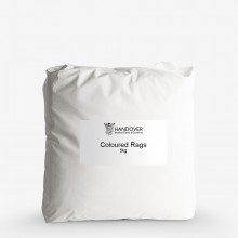 Handover : Colored Rags 5 kg Pack