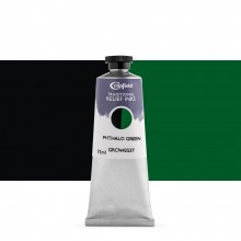 CRANFIELD : Traditional Relief Ink : 75ml : Phthalo Green