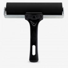 Essdee : Professional Ink Roller (Black Handle) : 15cm