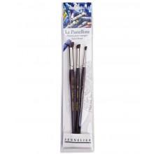 Sennelier : Le Pastelliste Pastel Brush : Set of 3