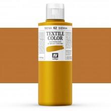 Vallejo : Textile Paint : 200ml : Sienna