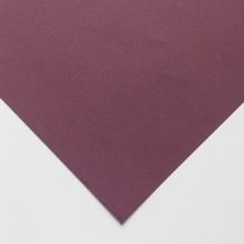 Clairefontaine : Ingres : Pastel Paper : Sheet : 50x65cm : Deep Purple
