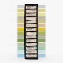Jackson's : Handmade Soft Pastel : 14 Colors : Set 7