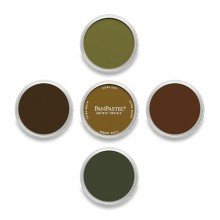 PanPastel : Set : Earth Colors : 5 Colors
