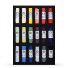 Unison Colour : Soft Pastel : Set of 18 Starter