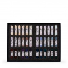 Unison : Soft Pastel : Set of 36 Emma Colbert Light & Shade Colours
