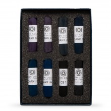 Unison Colour : Soft Pastel : Midnight 8 Set
