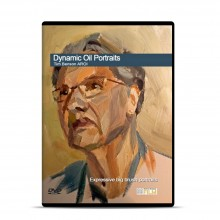 Townhouse : DVD : Dynamic Oil Portraits : Tim Benson