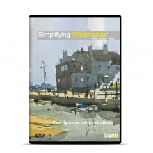 Townhouse : DVD : Simplifying Watercolor : John Hoar