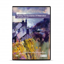Townhouse : DVD : Pushing The Boundaries Of Watercolor : Chris Forsey R.I.