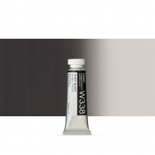 Holbein : Artists' : Watercolour Paint : 15ml : Ivory Black