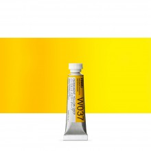 Holbein : Artists' : Watercolour Paint : 5ml : Permanent Yellow Deep