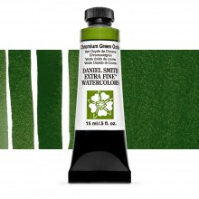 Daniel Smith : Watercolor Paint : 15ml : Chromium Green Oxide : Series 1
